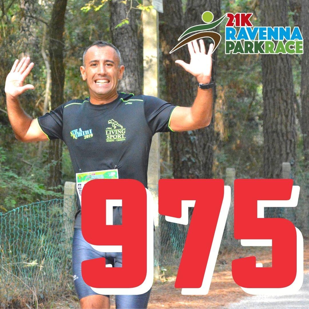 Quasi mille iscritti a Ravenna Park Race di domenica 13 settembre