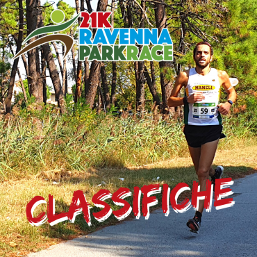 Le classifiche di Ravenna Park Race 21K 2020