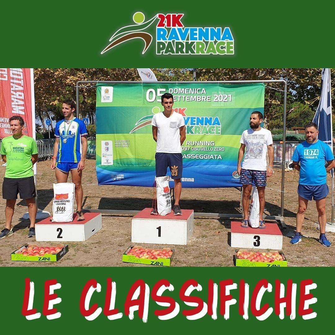 Luca Facchinetti e Najla Aqdaeir vincono la 21k della Ravenna Park Race